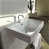 Cento Wall-Mount Sink