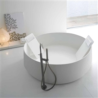Opus Round Soaking Tub