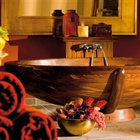 Madera Oval Soaking Tub