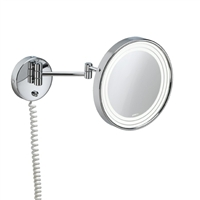 Pom D'or Wall Mount Make-up Mirror