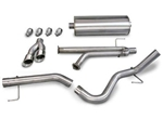 Corsa Performance Exhaust System - Toyota Tundra 07-08 5.7L Part# 14578