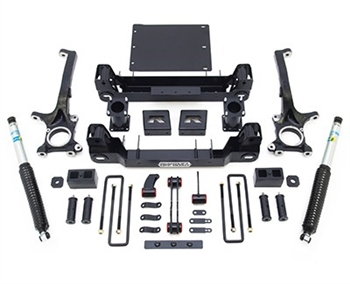"ReadyLift Toyota Tunda 6"" Lift Kit: 2007-2017, 2WD/4WD W/ Bilstein Shocks 44-5677"