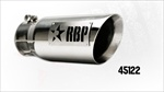 "RBP TIP 4"" TO 5"" X 12L"" 304 SS DOUBLE WALL TIP, TWO TONE LOGO RBP-45122"