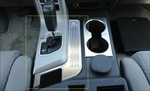 T-Rex T1 Series Billet Interior Center Console Trim - Brushed T-REX-11959