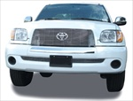 T-Rex Billet Grille Toyota Tundra Billet Grille Overlay/Bolt On - W/ Logo Opening (Except Double Cab) T-REX-21957