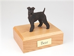 Fox Terrier, Bronze