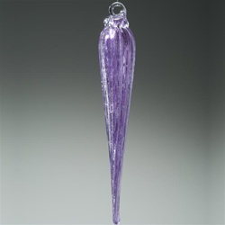 Everlasting Icicle Glass Cremation Keepsake