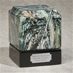 Hunter's Paradise Ceramic Urn