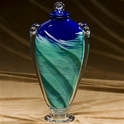 Tranquil Waters Urn