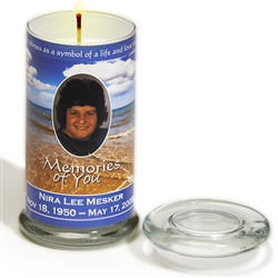 Memories Of You Candle