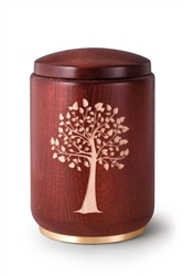 Ancestree Wood Urn