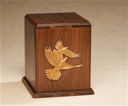 Love Birds Companion Urn
