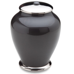Midnight Simplicity Urn