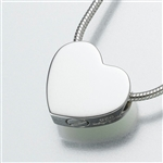 Slider Heart Pendant