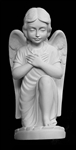 "14"" Youth Kneeling Angel"