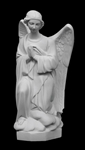 "18"" Kneeling Angel"