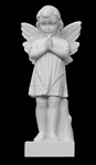 "10"" Praying Angel"