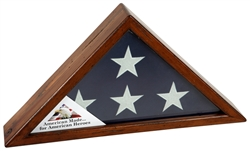Heartland Burial Flag Case