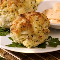 All Natural Crab Cakes