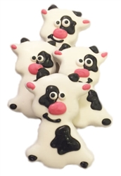 Cow Dog Cookies Treats