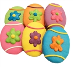 Easter Egg Dog Cookies Treats Bones