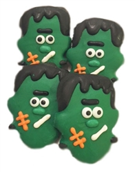 Frankenstein Dog Cookies Treats