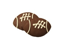 Football Dog Cookies and Treats
