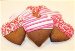Valentine's Day Heart Dog Treats