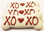 XO XO Dog Bones Cookies Treats
