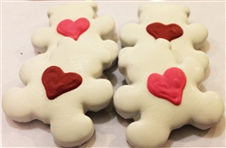 Teddy Bear Dog Cookies Treats