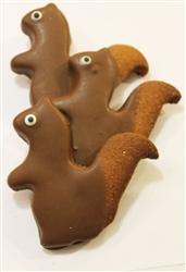 Squirrel Dog Cookies Treats