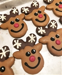 Rudolph Dog Cookies and Treats