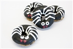 Spider Donut Dog Treats