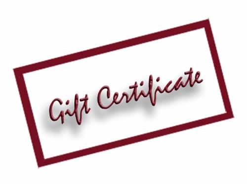 Secure on Campus Gift Certificate