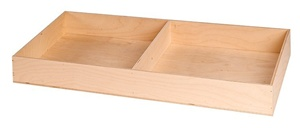 College Trunk Hardwood Tray - Large