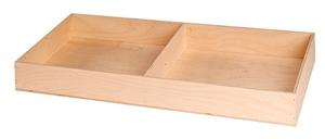 College Dorm Trunk Hardwood Tray - XX Large