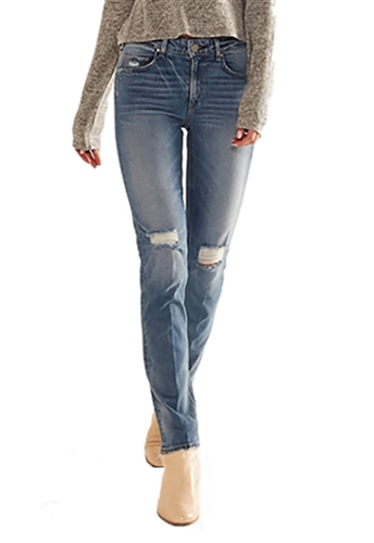 McGuire Cigarette Leg Jean in Amberly