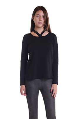 Drew Smith Top in Black