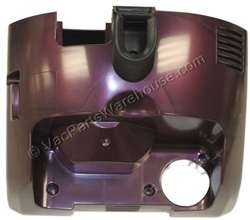 Bissell Rear Cover Black Cherry . Manufacturer's Part Number: 2036809.  Fits Bissell Models: 9300D