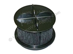 Bissell Inner and Outer Circular Filters. Manufacturer's Part Number: 2037023.  Fits Bissell Models: 3130