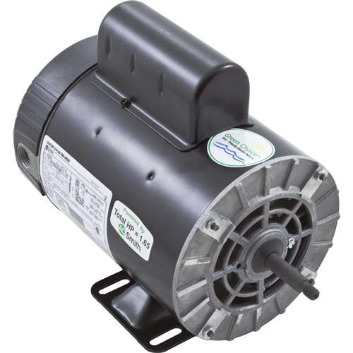 Replacement Motor Century 2 0hp 230v 2 Spd Sf