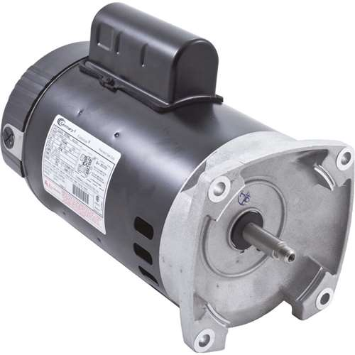 Replacement motor century 1 0hp 115v 230v 1spd sf 1 for Home depot pool pump motor