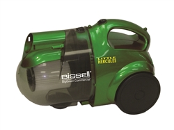 Bissell Big Green Little Hercules Compact Canister with wheels, 15ft power cord, dirt cup, 5ft extension hose #BGC2000
