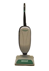 "Bissell Big Green Lightweight 14"" Commercial Upright vacuum, ergonomic frame & handle, Ametek motor, 40' power cord #BGU5500"