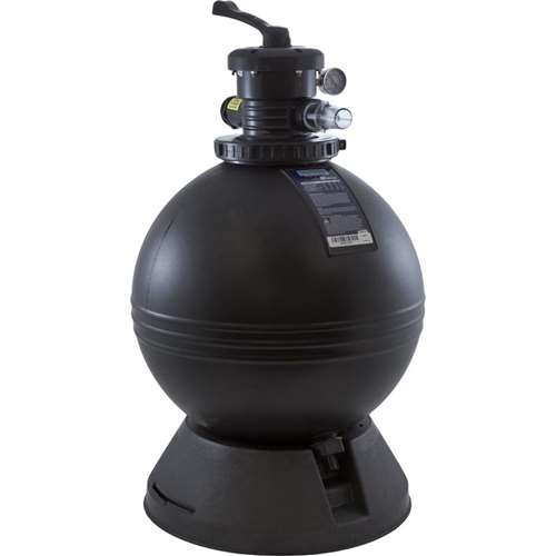 Waterway sand filter clearwater 22 dia 55 gpm 2 6 sqft for Filtersand pool obi