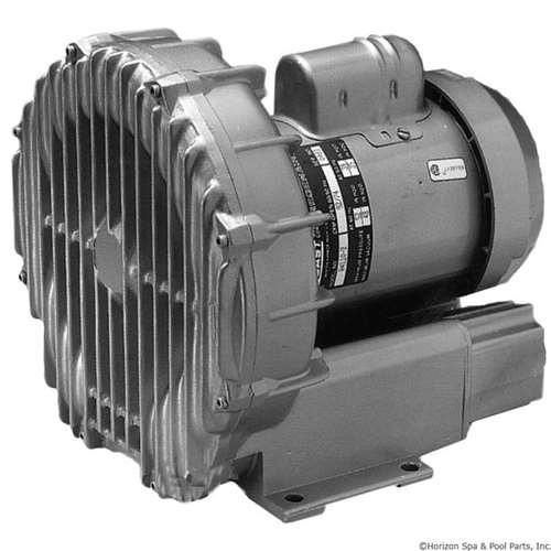Industrial Blower Parts : Replacement commercial blower gast hp v