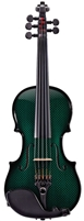 CARBON COMPOSITE ACOUSTIC ELECTRIC VIOLIN 5 STRING