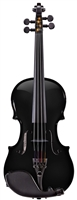 AEX CARBON COMPOSITE ACOUSTIC ELECTRIC VIOLIN 4 STRING OUTFIT
