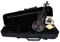 CARBON COMPOSITE ACOUSTIC VIOLIN 1/2 OUTFIT