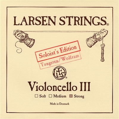 LARSEN CELLO G SOLOIST STRONG